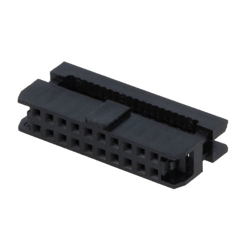 IDC connector voor flat cable 16 pins