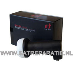 Single LNB Black Ultra