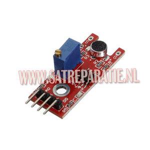 Arduino small sound sensor