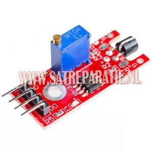 Arduino touch sensor