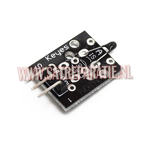 Arduino analog temp sensor