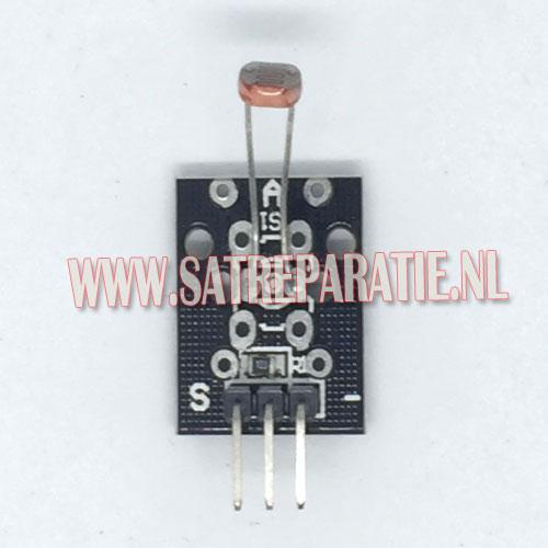 Arduino photo sensor