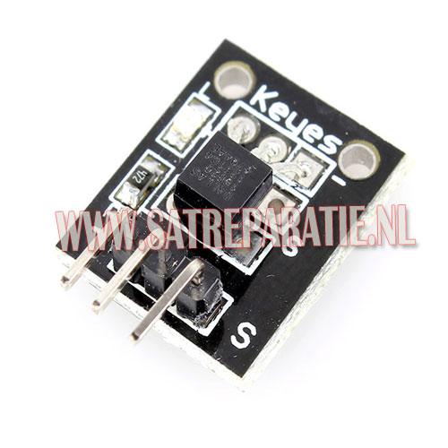 Arduino temp 18B20 sensor