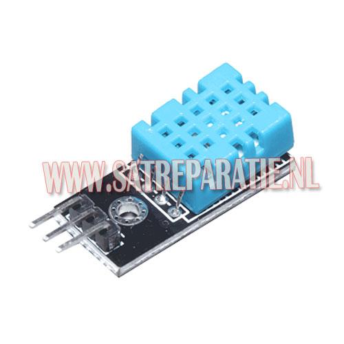 Arduino temp and humidity sensor