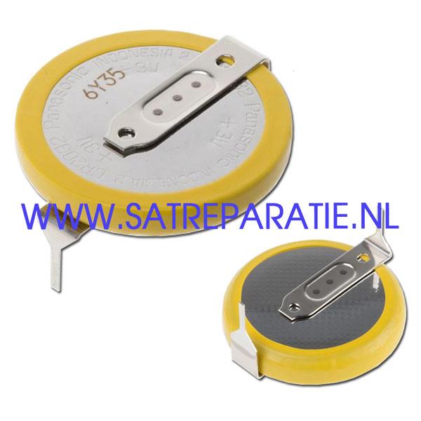 Lithium Knoopcel Batterij CR2032 3 V, voor Xtrend ET9000, ET9200 en ET9500
