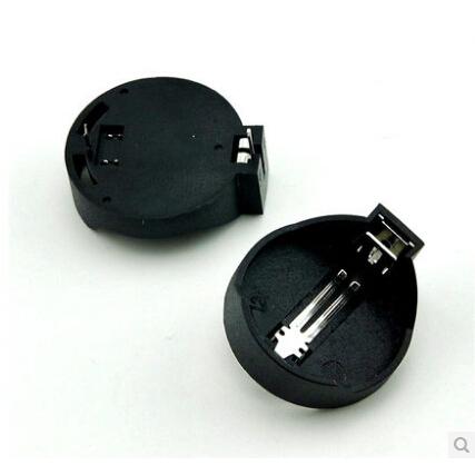 Batterij houder knoopcel CR2032/CR2025, 10 stuks