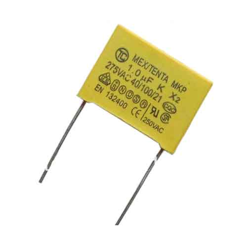 0.22uF 280V Polyester Film Capacitors, Veiligheid Condensator, 10 stuks