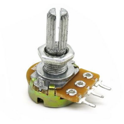 Draaipotmeter Mono 10 kΩ