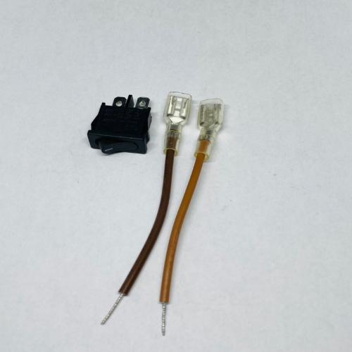 Pronic Wipschakelaar 250 V/AC 8 A 1x Aan/uit schakelaar