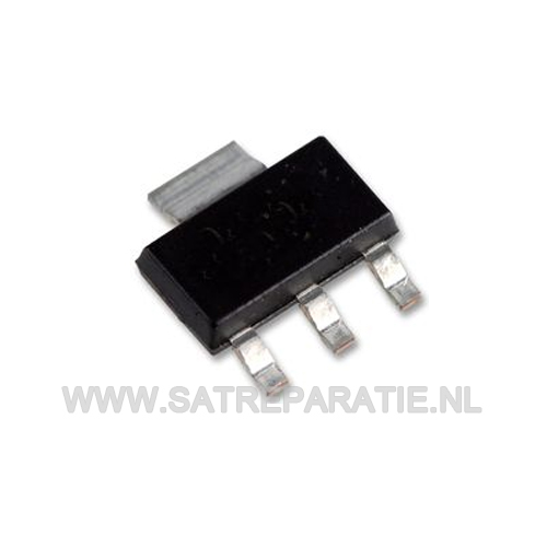 FZT749 Bipolar (BJT) Single Transistor, PNP, 25 V, 3 A, 2 W, SOT-223