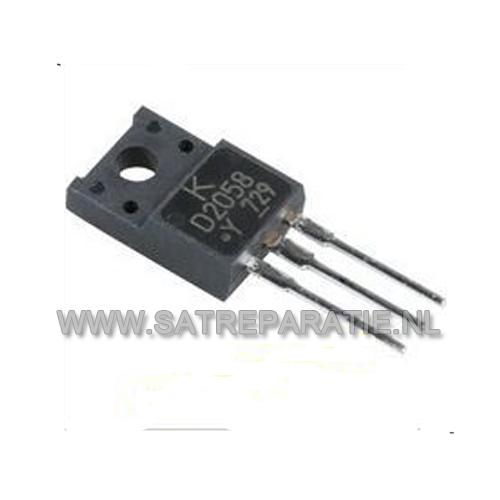 D2058-Y Bipolar Transistors