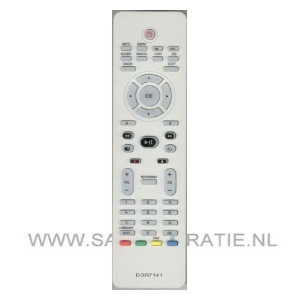 Afstandsbediening Philips DSR7121