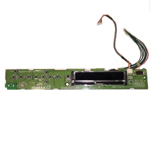 Humax iHDR-5200C Display bord