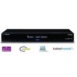Refurbished HUMAX 5200 DVB-C 500GB Twin tuner