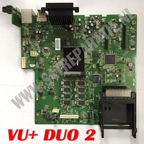VU + DUO 2 moederbord