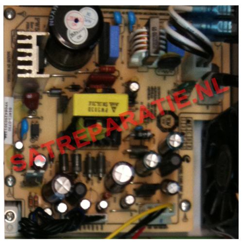 Ruil voeding Humax iPVR-9200C