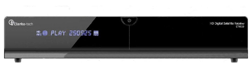 Clarke Tech ET 9000 HD Twin PVR reparatie