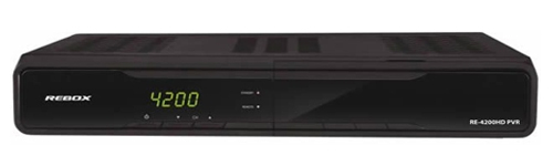 Rebox RE-4210 HD PVR reparatie