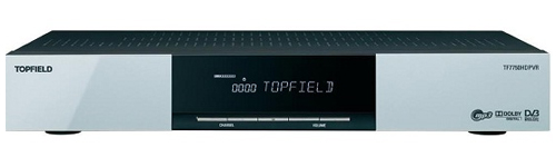 Topfield TF 7750 HD PVR reparatie