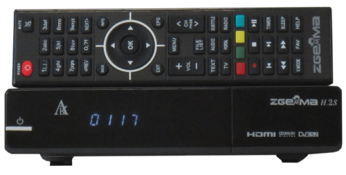 Coolstream Neo HD1 PVR reparatie